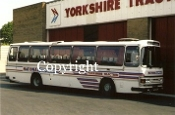 Yorkshire Traction (N) No. 12 PWB252R (000 London)