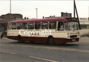 Aldham Coaches  HCS806N - (o/s Kendray St) - orig. Western SMT