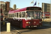 Aldham Coaches BSF769S - orig. Eastern Scottish (o/s)