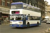 Amberley Travel SDA768S - orig. West Midlands PTE