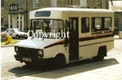 Bakewell Coaches D571VBV - orig. Ribble MS
