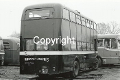 Whippet MCY410 - orig. South Wales (rear view)