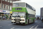 West Riding Group No. 505 CWR505Y (265 n/s green/cream)