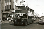 Brighton Hove & District No. 12 RPN12 (BHS to rhs of bus)
