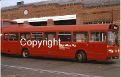 West Riding Group No. 114 JHL860L (o/s - Red)
