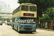 China Motor Bus No. DL26 EG9356