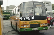 Busways No. 1873 OWJ165X (1) - orig. Yorkshire Traction