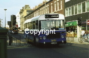 Busways No. 1618 DTL545T - orig. Lincolnshire RC