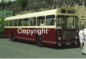 Busways No. 1802 TRY118H (red/cream) - orig. Leicester