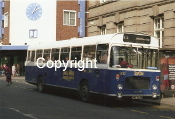 Busways No. 1812 OWC720M - orig. Colchester CT