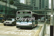 China Motor Bus No. CX3 GD5189 (n/s)