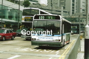 China Motor Bus No. CX2 GD6249 (831 behind)