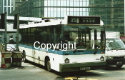 China Motor Bus No. DC13 EZ4951