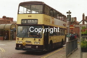 Chester CT Ltd No. 133 B107UFV - orig. Hyndburn