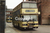 Chester CT Ltd No. 11 F882VSJ - orig. A1 Service