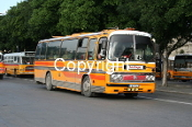 Malta Route Bus  FBY796 - orig. SJR428N (o/s 45)
