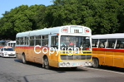 Malta Route Bus DBY301 - orig. EGN200J (198 o/s)