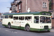 Chesterfield Transport No. 59 RKA969G - orig. Liverpool CT
