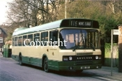 Chesterfield Transport No. 33 OWB33X