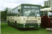 Chesterfield Transport No. 44 A44YWJ