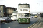 Chesterfield Transport No. 131 KWJ131P