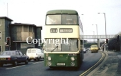 Chesterfield Transport No. 155 UWA155S (n/s)
