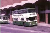 Chesterfield Transport No. 155 UWA155S (o/s)