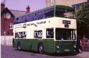 Chesterfield Transport No. 169 MLH434L (o/s)