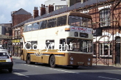 Grimsby Cleethorpes Transport Ltd No. 110 KBE110P (os)