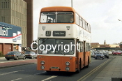 Grimsby Cleethorpes Transport Ltd No. 110 KBE110P