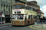 Grimsby Cleethorpes Transport Ltd No. 108 KBE108P