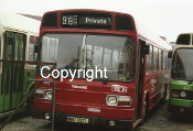 West Riding Group No. 102 MHD337L (n/s)