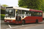 Coakley L152YVK - orig. Kentish Bus