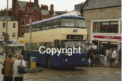 Darlington BT Ltd No. 206 PAU206R - orig. Nottingham CT