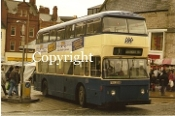 Darlington BT Ltd No. 205 PAU205R - orig. Nottingham CT