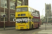 Midland Fox No. 2705 THM535M - orig. London Transport