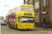 Midland Fox No. 2735 SMU735N - orig. London Transport