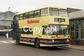 Northern Bus Co. 3051 AYG851S - orig. West Yorkshire RC (o/s)
