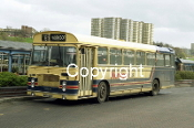 Northern Bus Co. No. 1235 GHY135K - orig. Bristol OC