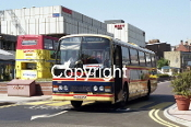 Northern Bus Co. No. 1235 BKR835Y (X39 Penistone)