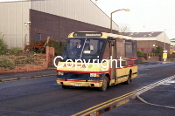 Northern Bus Co. D643MDB - orig. GM Buses