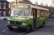 Arriva Yorkshire Group  No. 761 R761DUB (4 n/s)
