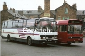 East Yorkshire MS No. 21 A521EVN with No. 135 SGR135R