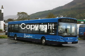 Stagecoach Bluebird & Highlands No. 27587 SN56AXR