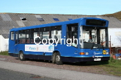 Stagecoach Bluebird & Highlands No. 39600 S389JPS