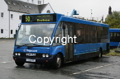 Stagecoach Bluebird & Highlands No. 47565 YJ05XOC