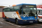 Stagecoach Bluebird & Highlands No. 52202 EAZ2575