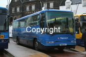 Stagecoach Bluebird & Highlands No. 52206 ESK983