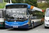 Stagecoach Highlands No. 27586 SN06BSU