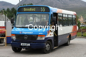 Stagecoach Highlands No. 42039 KP51UFE